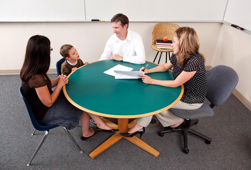 teacher interview report