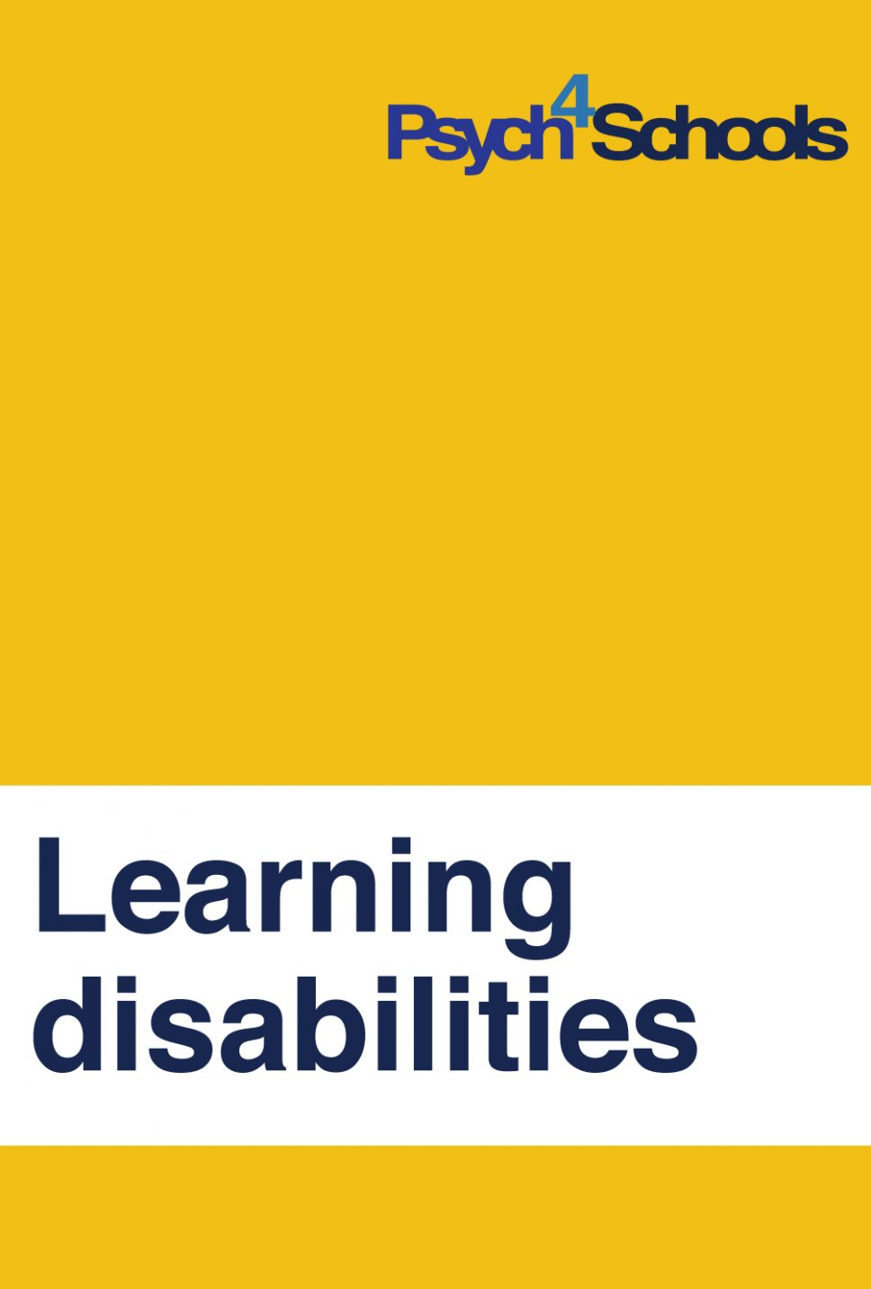 LEARING-DISABILITIES