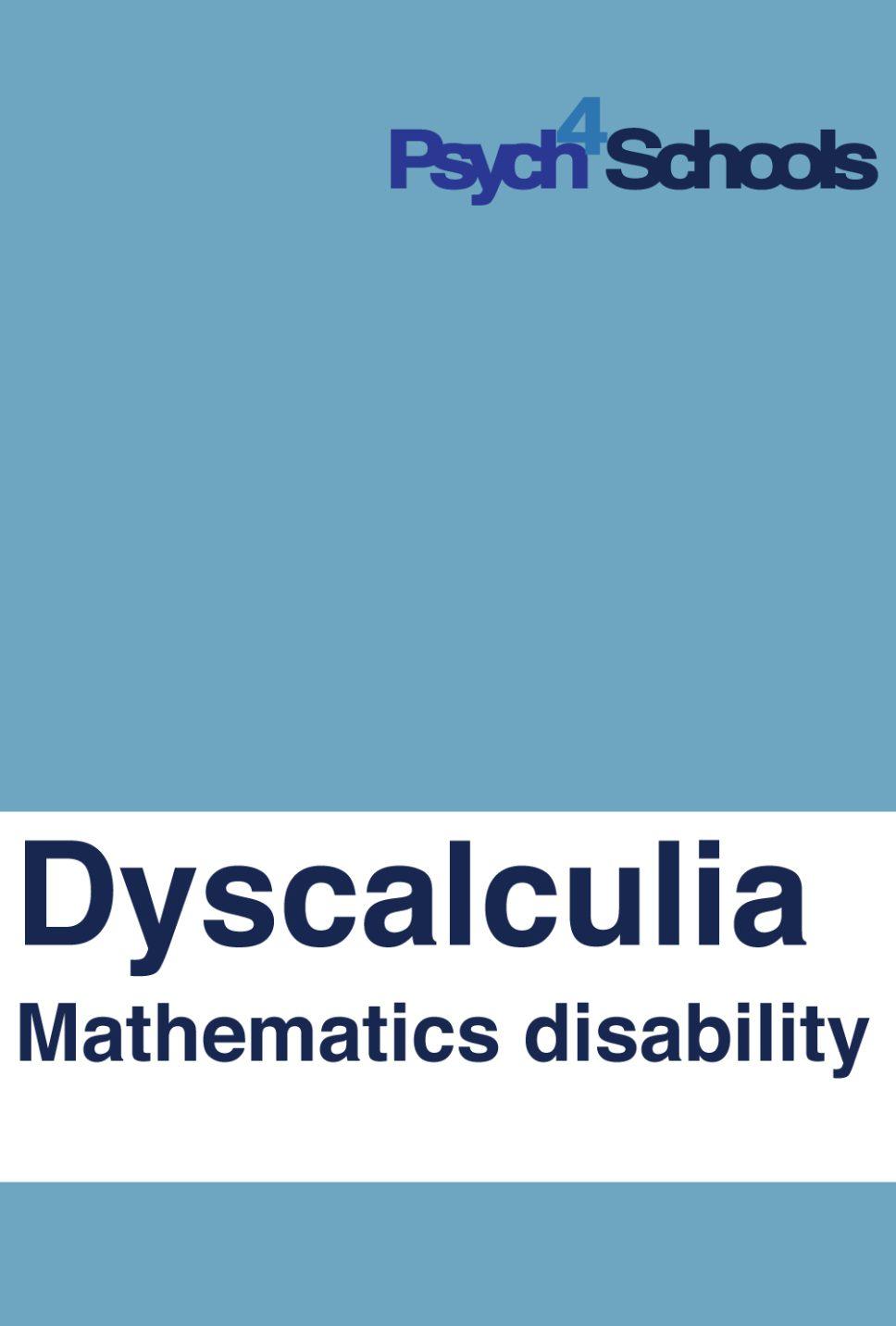 DYSCALCULIA-2