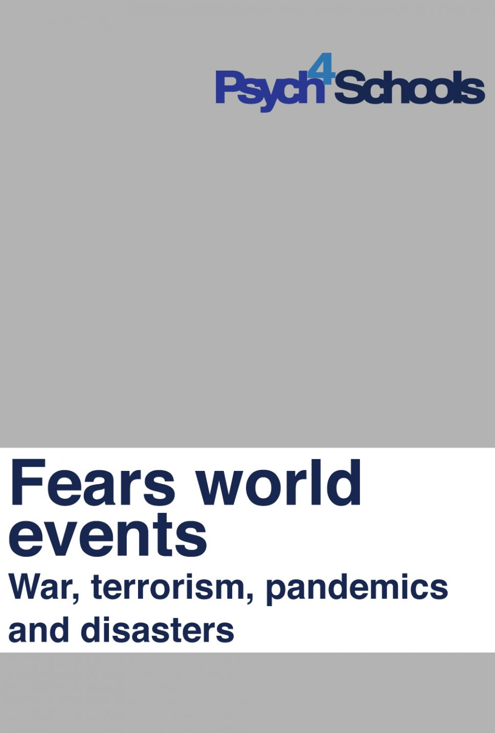 FEARS-WORLD-EVENTS