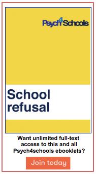School refusal primary school